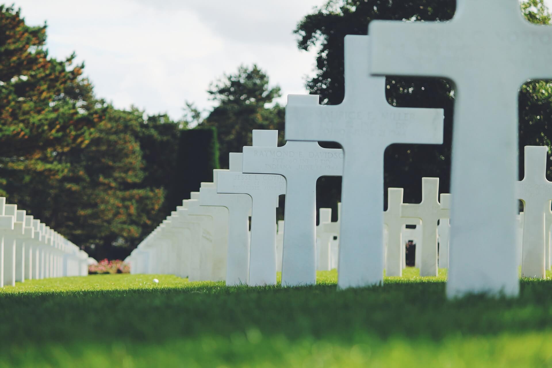 Pogrzeby na terenie Krakowa